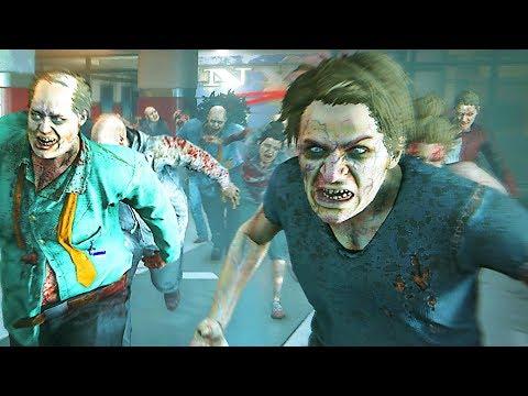 WORLD WAR Z Gameplay Trailer (2018) PS4 / Xbox One / PC