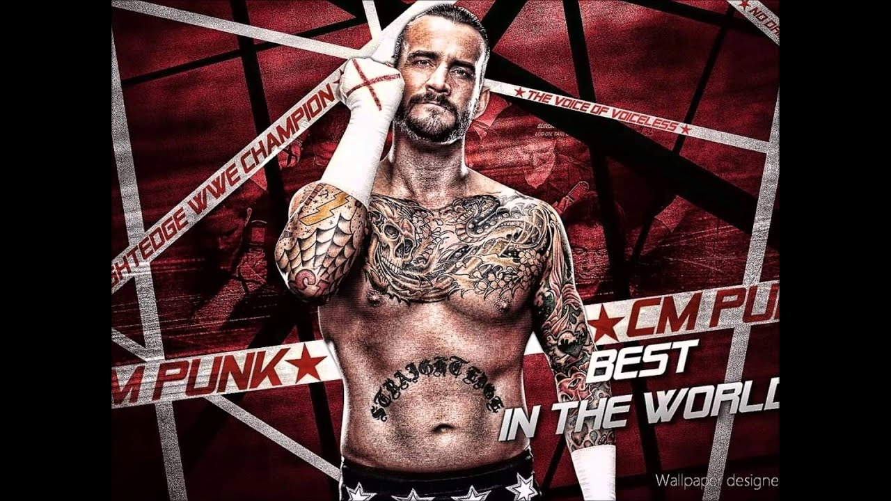 Cm punk 2nd wwe theme song: