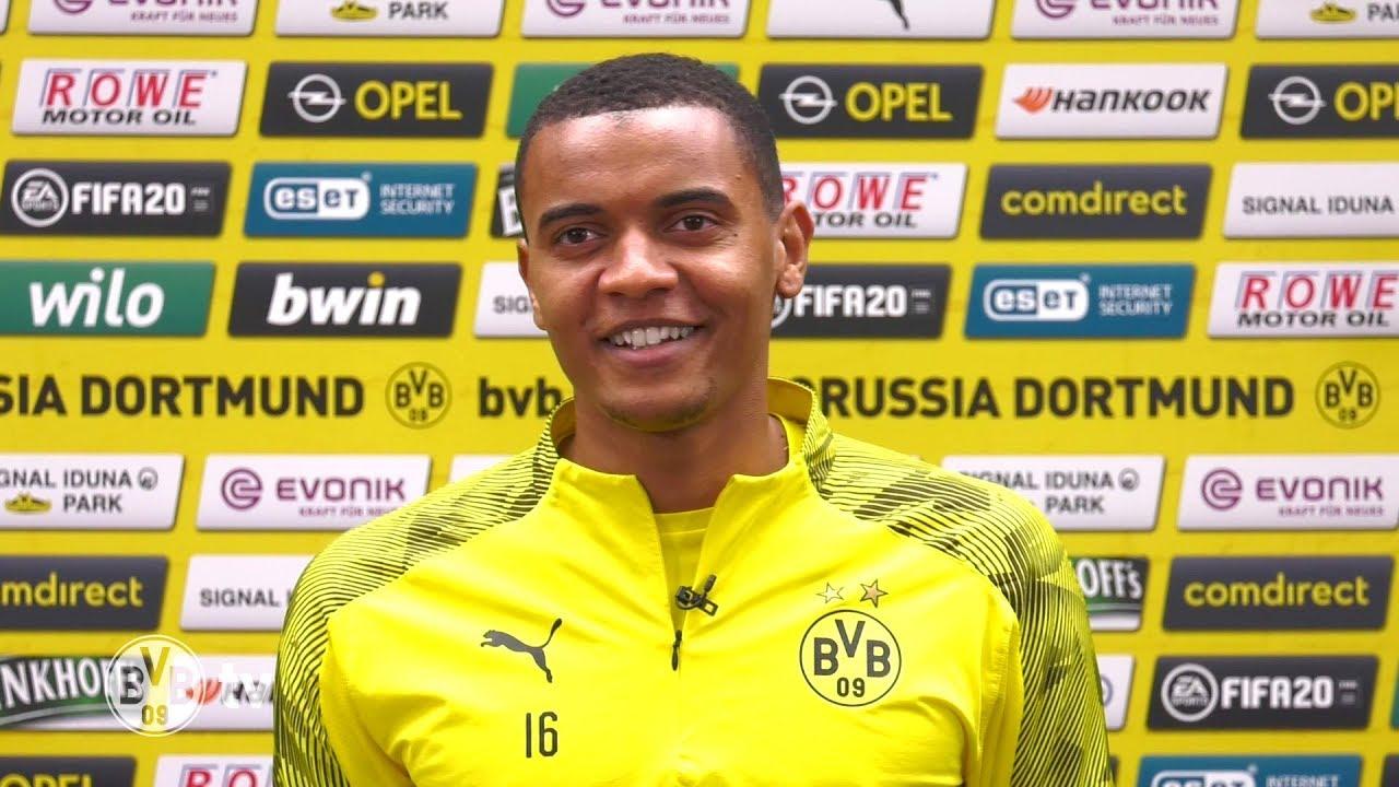 """""""Wir haben hier optimale Bedingungen!""""   Presserunde mit Manuel Akanji   BVB in Marbella"""
