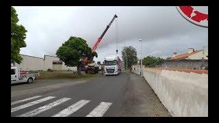 Rozładunek betonów na zakazie | Trasa z żoną | Tkaczykowski