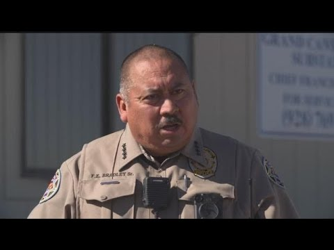 RAW VIDEO: PD gives update on deadly helicopter crash in Grand Canyon