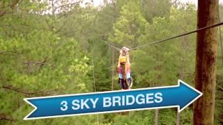 Ocoee Zipline Canopy Tour - Wildwater Tennessee
