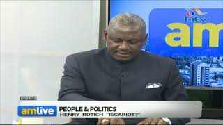 Anyone who thinks DPP doesn't have a case should go be a witness - Otiende