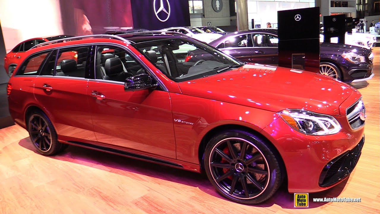 2015 mercedes benz e63 amg s 4matic wagon exterior and. Black Bedroom Furniture Sets. Home Design Ideas