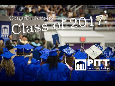 2017 PCC Commencement Ceremony (Highlight)