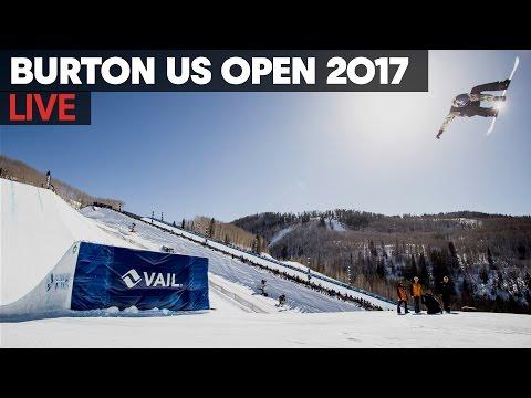 Burton US Open LIVE: Men's Slopestyle Finals - Burton US Open LIVE: Men's Slopestyle Finals