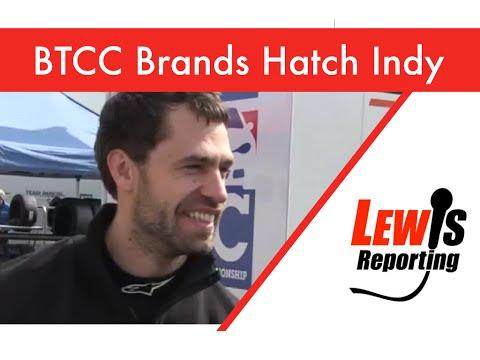 Kelvin Fletcher  PowerMaxed Racing  BTCC Brands Hatch Indy 2016