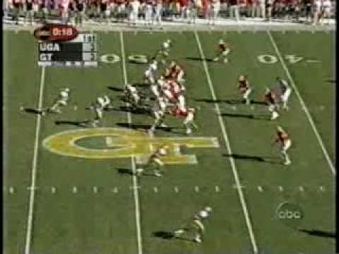 1999 GT-UGA Joe Hamilton to Kelly Campbell TD