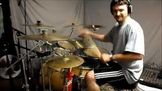 SLAYER - Raining Blood  - Drum Cover