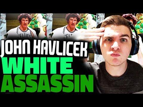 THE WHITE ASSASSIN! DIAMOND JOHN HAVLICEK REFUSES TO SHOOT 3
