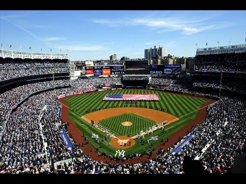 Yankee Stadium Home Runs 2016