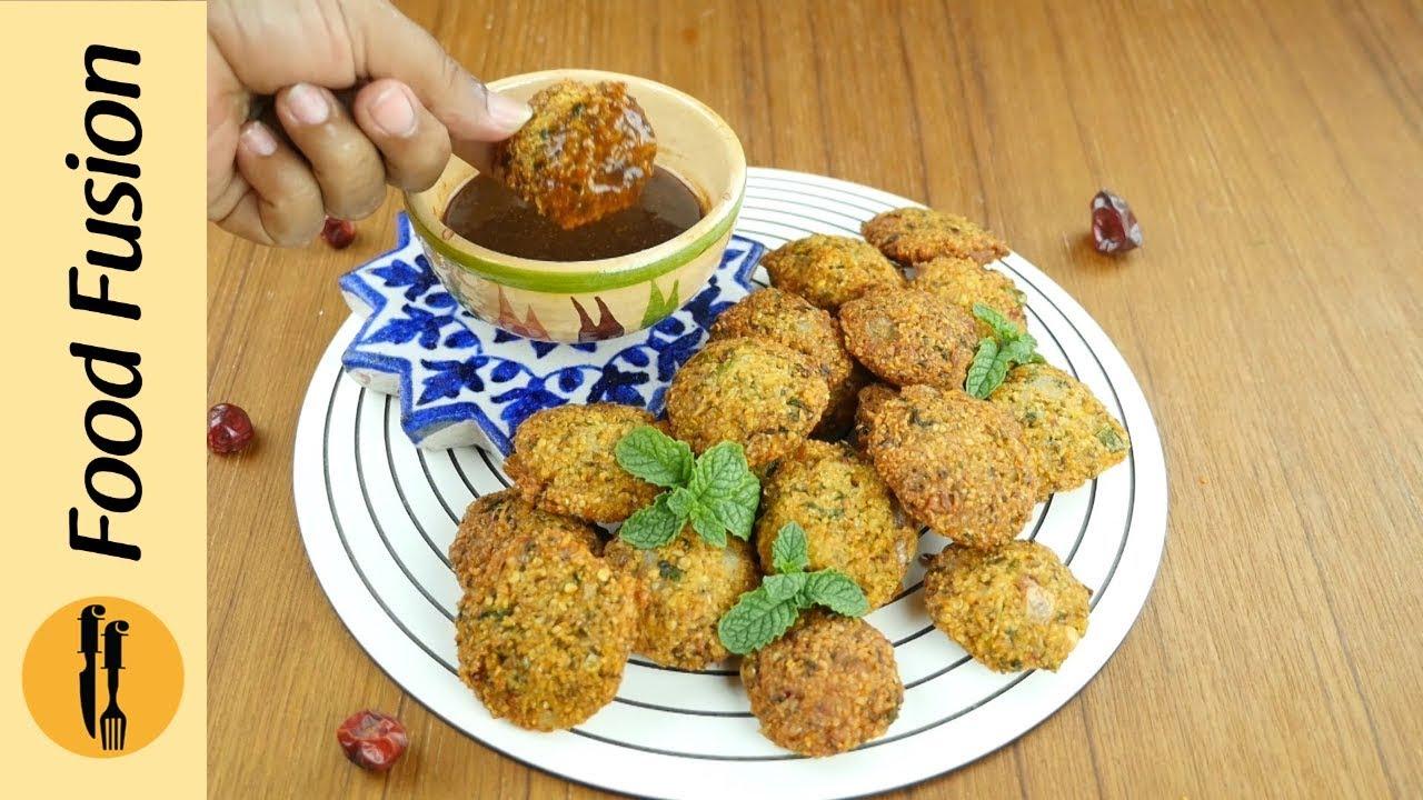 Bajiya - A Fusion Of Lentils Daal By Food Fusion Ramzan -9506