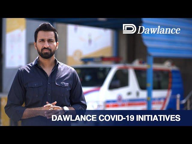 Dawlance COVID-19 Initiatives