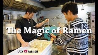 The Magic of Ramen ~ Yokohama Ramen Saito