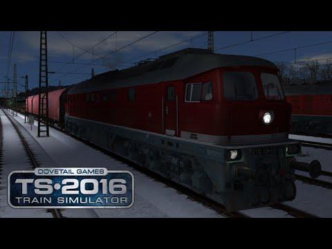 Projekt Freiberg 2.0   Güter von Niederwiesa nach KMS Glösa   Train Simulator 2016