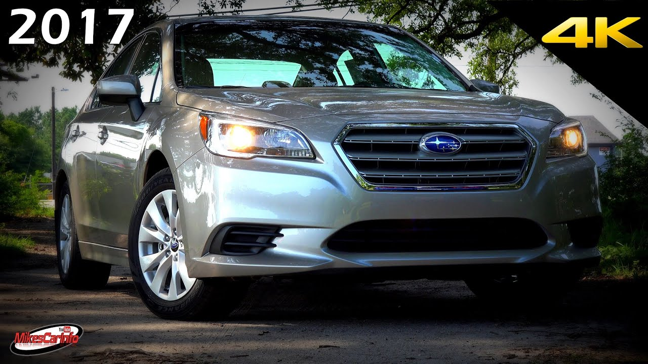 2017 subaru legacy premium ultimate in depth look in 4k youtube. Black Bedroom Furniture Sets. Home Design Ideas