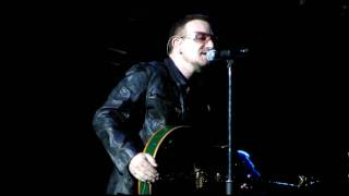 U2 (HD) - One - Glendale 2009-10-20 - University Of Phoenix Stadium - 360 Tour
