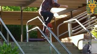HALL OF MEAT SKATEBOARD COMPILATION