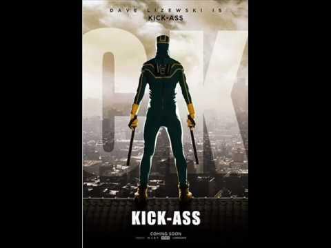 Kick-Ass Jet Pack Scene Music
