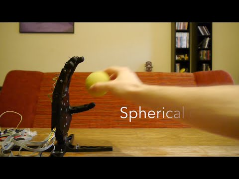 EMG-Controlled Hand Prosthesis Project - Biomedical Engineering and Biocybernetics Team