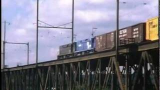 Conrail Hall of Fame DVD video