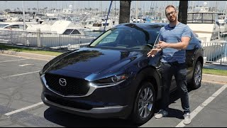 2020 Mazda CX-30 Test Drive Video Review