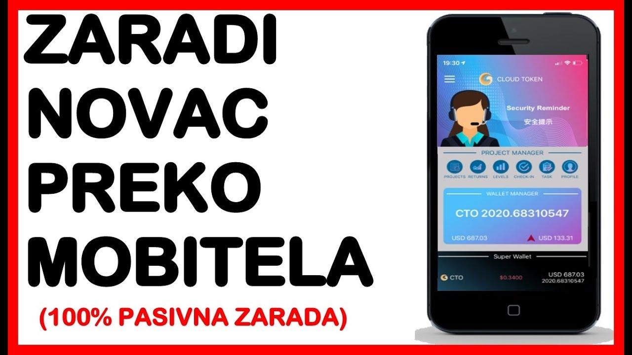 Na zarada klikanjem reklame interneta preko Zarada Preko
