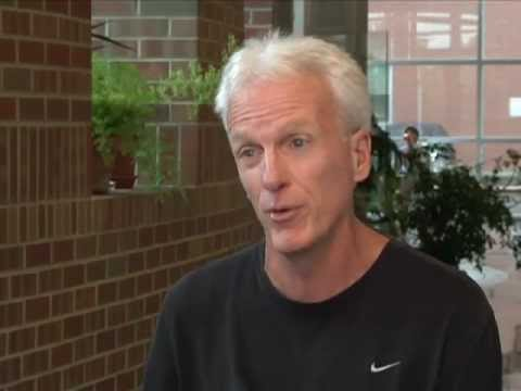 Benet Academy Tennis Coach - Bob Comerford Interview