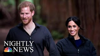 Royal Summit Planned After Prince Harry And Meghan Markle's Decision To 'Step Back' | Nightly News
