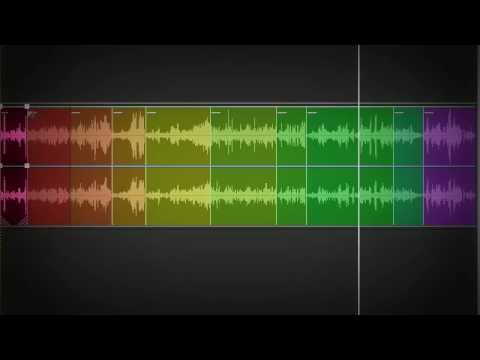 Beethoven  String Quartet 14, Op131 ColorCoded Analysis