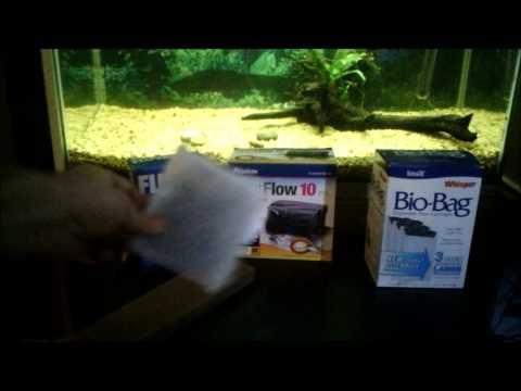 Aquarium Beneficial Bacteria - Bio Filter - HOB Filters
