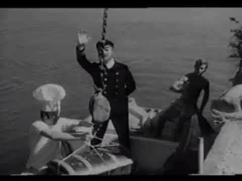1967 Captain Birds Eye Fish Fingers Ad