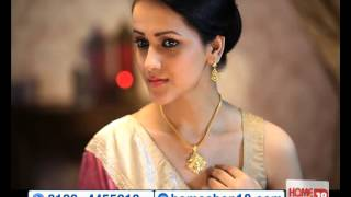 HomeShop18.com - Shweta Jewellery Collection by Asian Pearls