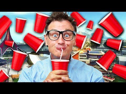 SLURPING DRINK TROLLING ON CALL OF DUTY! (Black Ops 2 Trolling)