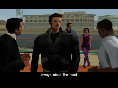 GTA Protagonist- The Party