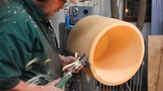Как сделать торшер из полена своими руками?(Удивительный процесс превращения полена в чудо дизайнерского искусства., 2012-02-11T19:03:40.000Z)
