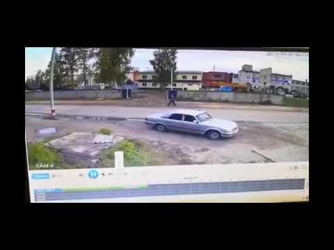 Наезд на пешехода, Димитровград