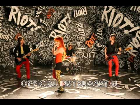 paramore misery business official video