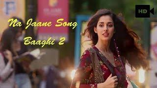 Na Jaane Song Baaghi 2 | Arijit Singh, Armaan Mallik | Tiger Shroff, Disha Patani | Official Video