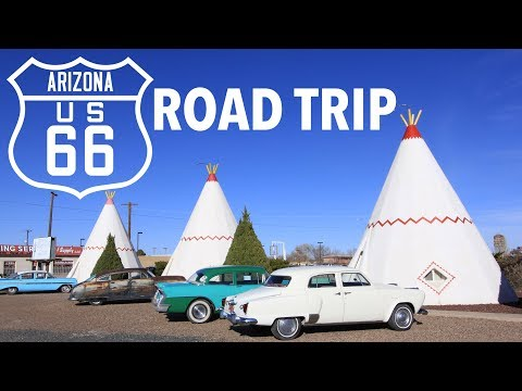 Route 66 Trip - Standing on a corner in Winslow Arizona