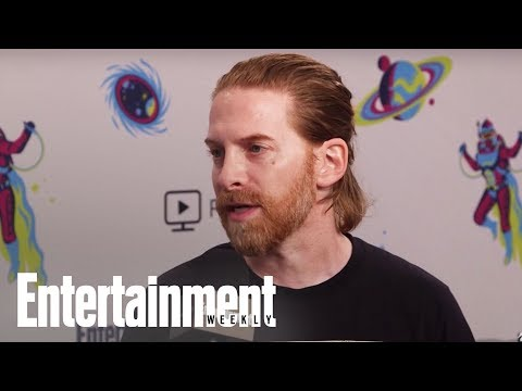 'Robot Chicken's' Seth Green On His Favorite ComicCon Memories  SDCC 2018  Entertainment Weekly