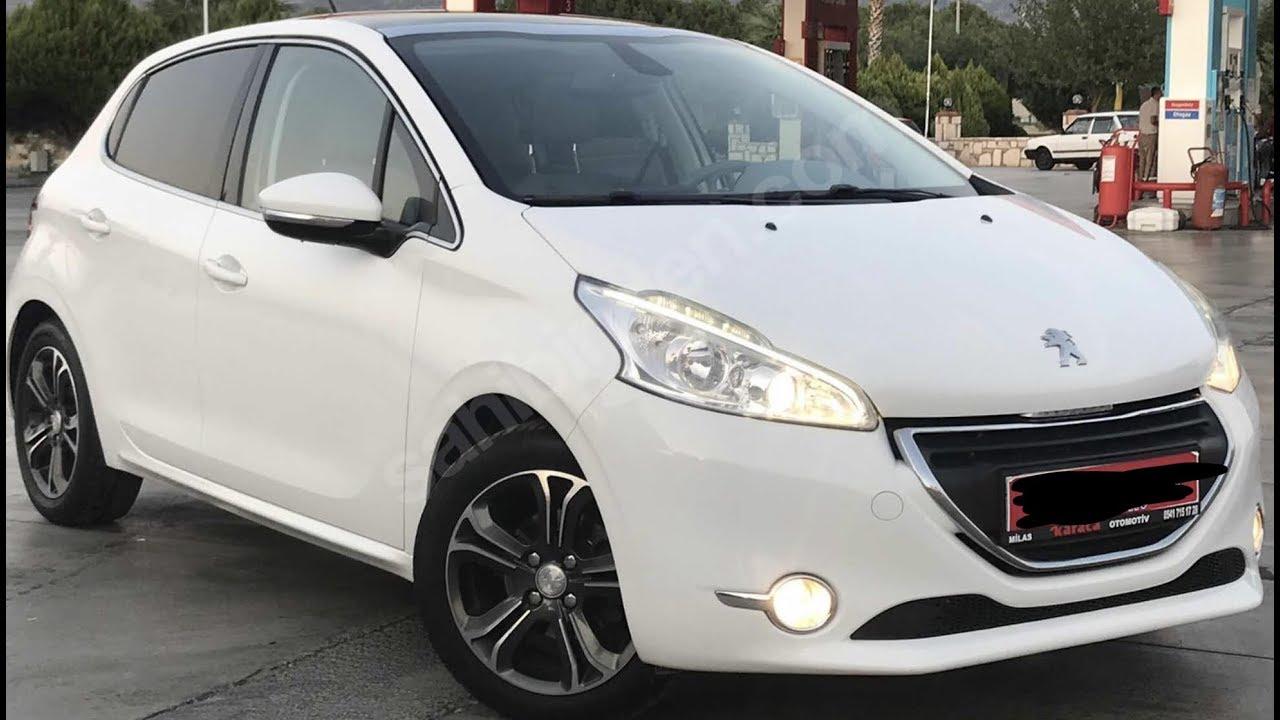 Peugeot 208 1.2 VTI Allure | Otomatik | Detaylı İnceleme Kullanıcı Deneyimi