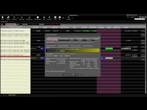 Webinar – Trading Bonds with MarketAxess through the Trader Workstation