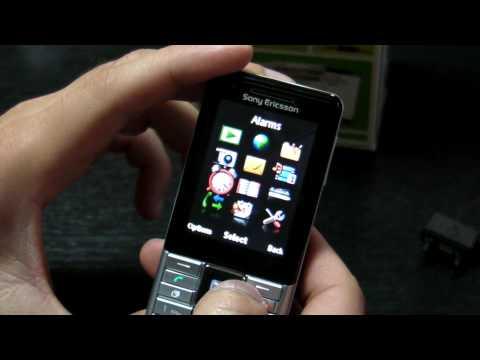 Sony Ericsson J105i Review ( in Romana ) - www.TelefonulTau.eu -