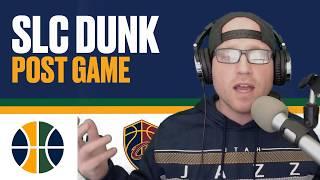 Utah Jazz vs Cleveland Cavaliers: Post Game Reaction - Donovan Mitchell vs Lebron James