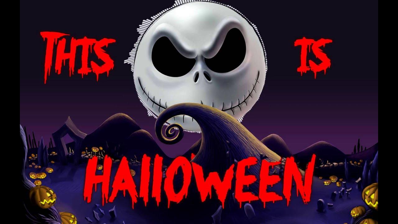 8 Bit Remix   This Is Halloween - YouTube
