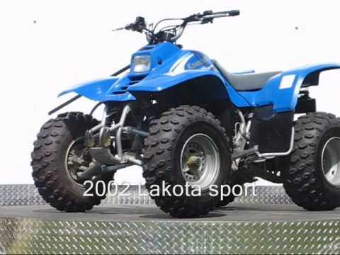 Kawasaki Lakota Sport For Sale