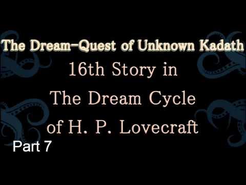 the dream-quest of unknown kadath pdf