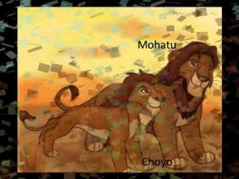 Lion King: Mohatu and Choyo - YouTube