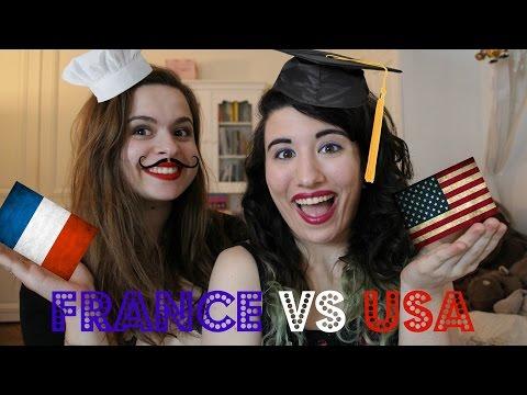 UNE AMÉRICAINE PARLE FRANÇAIS ! ✿